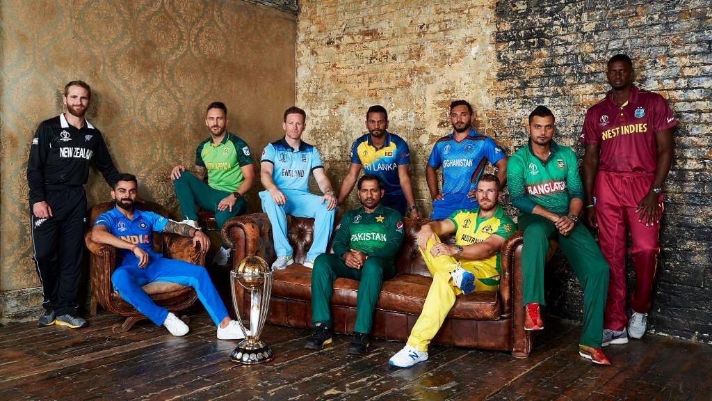 Coming up from 8pm @bbc5live.   @markchapman meets all 10 World Cup captains ahead of #CWC19.   #bbccricket