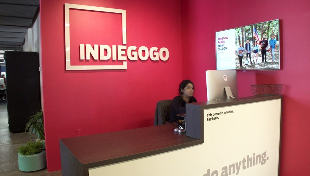 Daily Crunch: Indiegogo has a new CEO by @anthonyha
