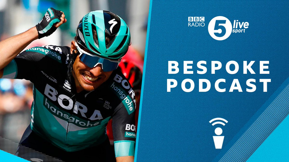 🙋🏽‍♂️ Cesare Benedetti  😡 Struggling Team Ineos 🧦 New kits 🛍️ Shopping news  Join the BeSpoke team in this latest podcast...  🚴‍♂️ @tomfordyce  🚴‍♂️ @g_r_owen  🚴‍♂️ @jeremycwhittle   https://bbc.in/2VX17pW   #Giro2019 #GirodItalia