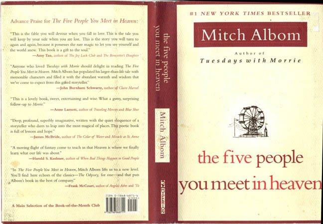 Happy Birthday, Mitch Albom!