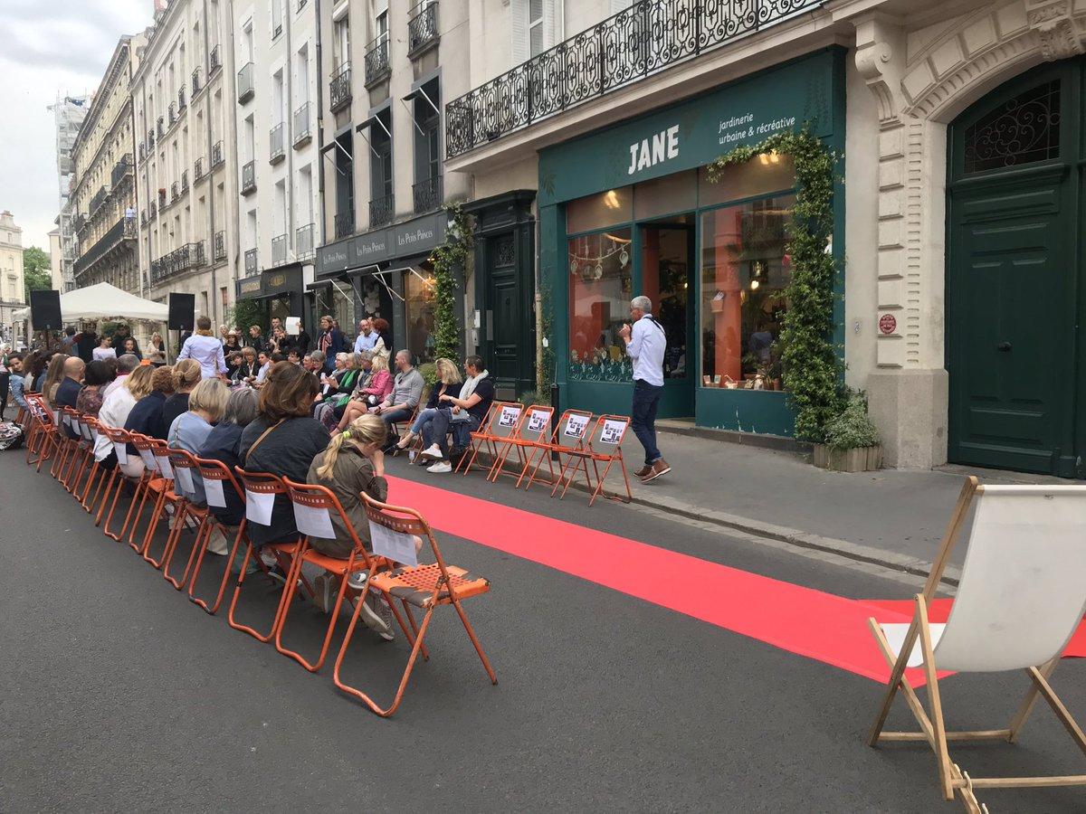Fashion day - Nantais ! #Nantescentre #Nantes #fashionday #canyon #nantespassion #tapisrouge