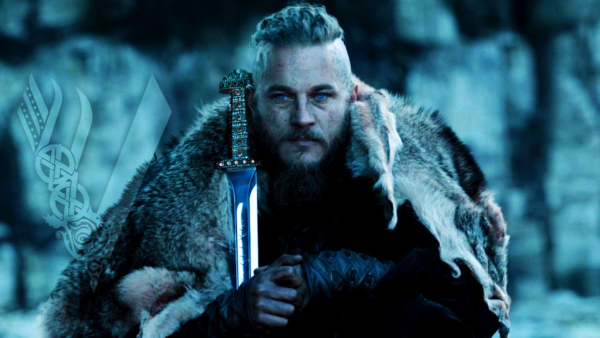 Fuck game of thrones All hail Ragnar! <br>http://pic.twitter.com/RojPE2j7Ag