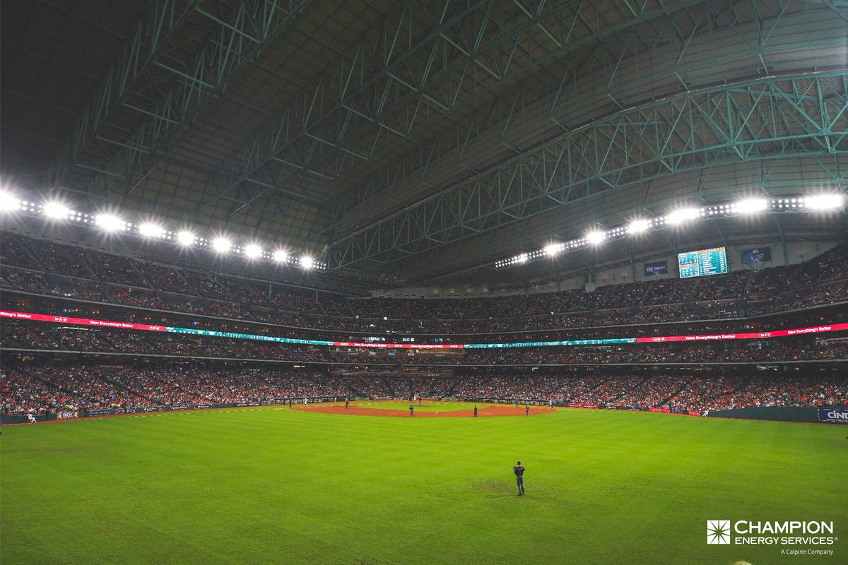 Tonight's @ChampionEnergy Roof Report: CLOSEDDetails and gate info: https://atmlb.com/2EtN80d