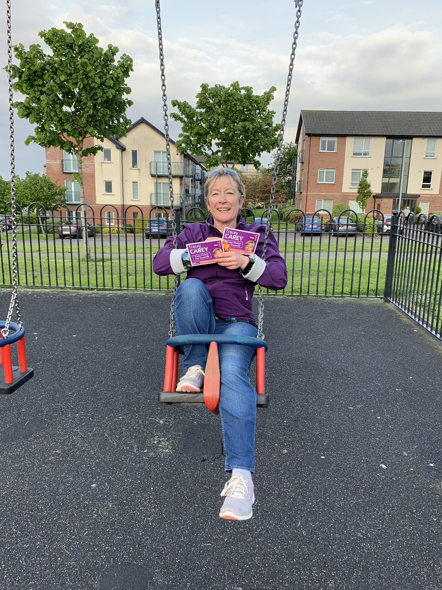 Swing high swing low out to vote tomorrow we go #socdems #LE19 #vote4change