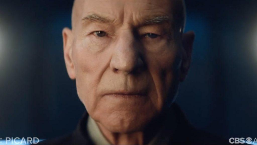 Lanzan el primer adelanto de Star Trek: Picard