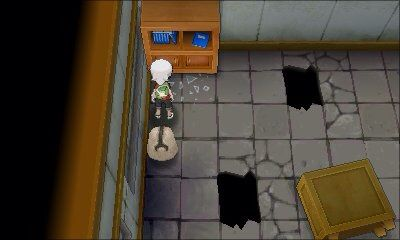 In Sea Mauville in ORAS, once meeting certain conditions you can enter a room where it's stated some eerie sight is happening, and if you interact with the books in the corner, and then check some menu option that obscures the gameplay screen (party or items), Spiritomb appears