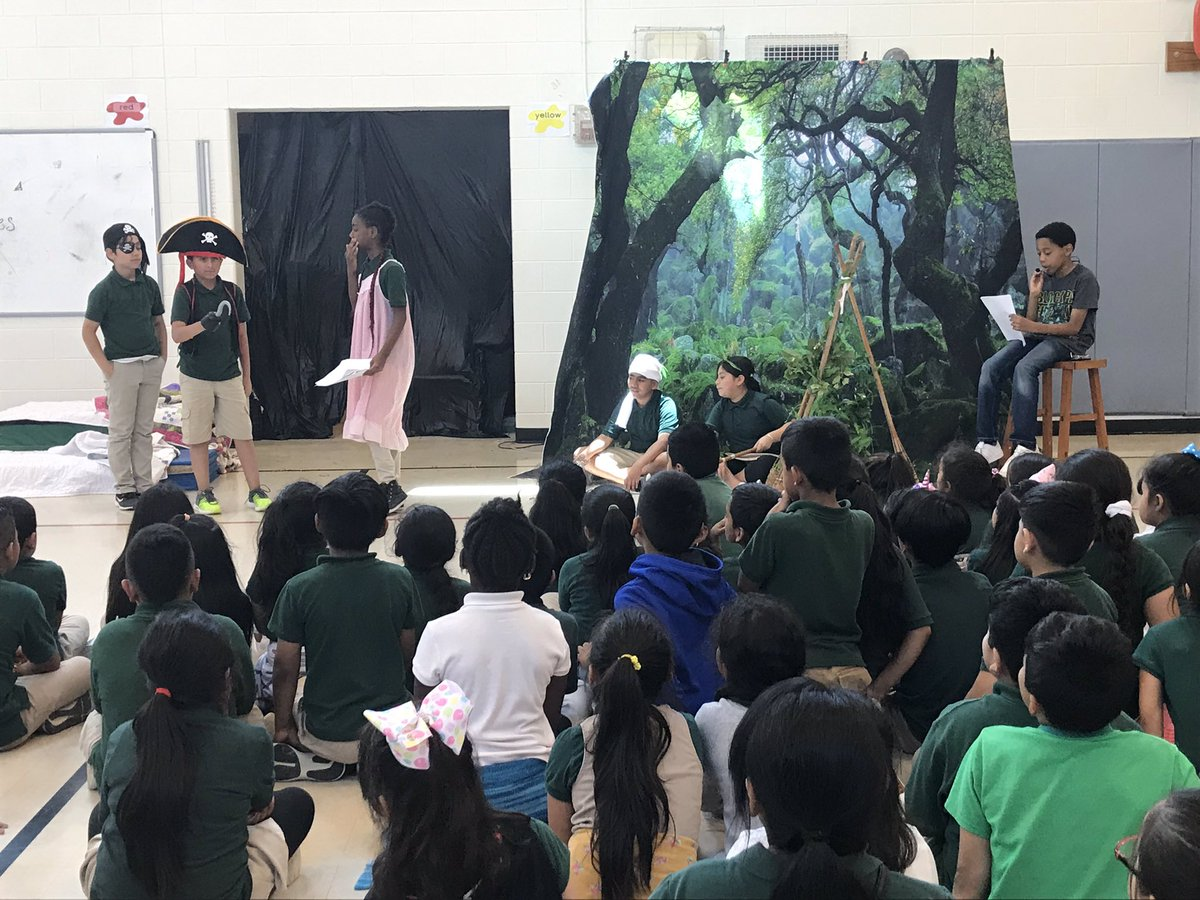What talent at CBE!!! Peter Pan showing @CBEBears