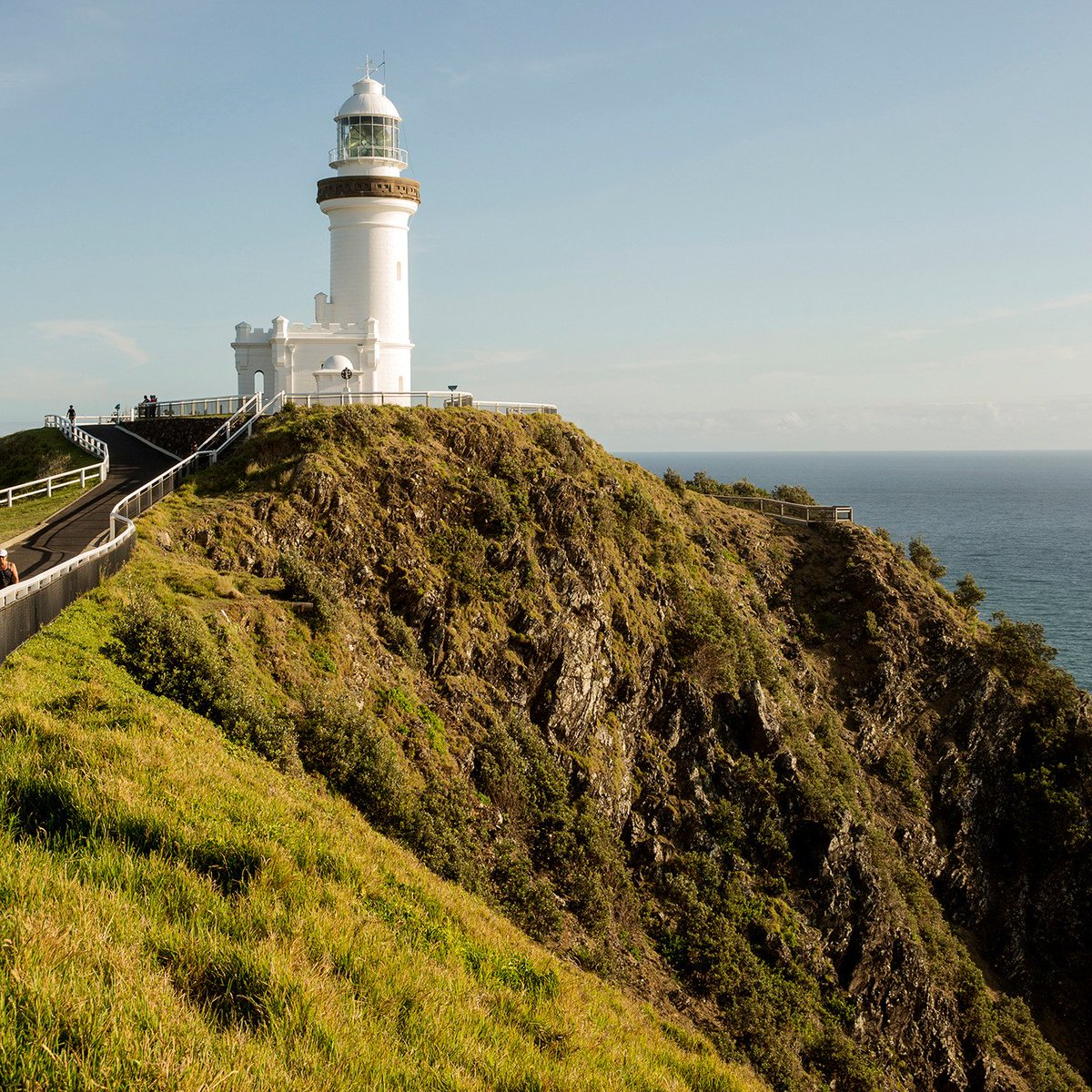 Located on the most eastern point of Australia, Cape Byron Lighthouse is one of the most popular attractions in the region #byronbay#swaindestinations