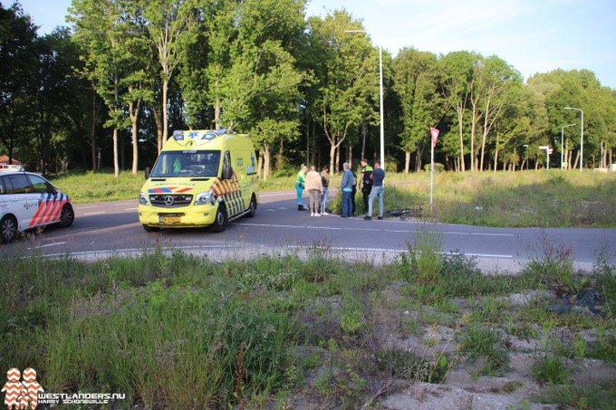 Wielrenner gewond na ongeluk Madesteinweg https://t.co/0kcPdHx4XJ https://t.co/dOaMJHgyxm