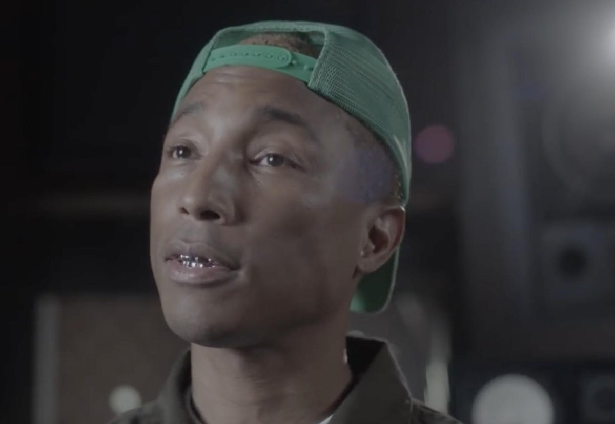 Watch @Pharrell discuss the stigma around rap music in the trailer for @blackthought & @questlove's new documentary series. http://bit.ly/2EsmdSl