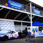 Great working with @Go_Parts again! This time with our team @TEIRacing!