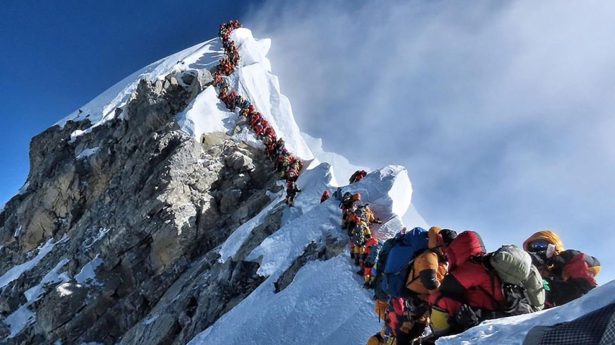 Elán's photo on Everest