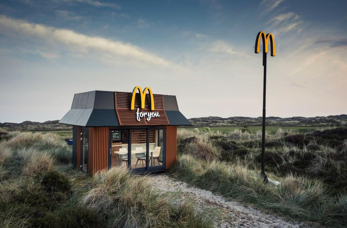 """At the #SABREAwards, @HKStrategies_NL's The Smallest McDonald's in the World won in the """"Word of Mouth"""" category! #HKwin @McDonalds https://t.co/bYCHQBYuxc"""