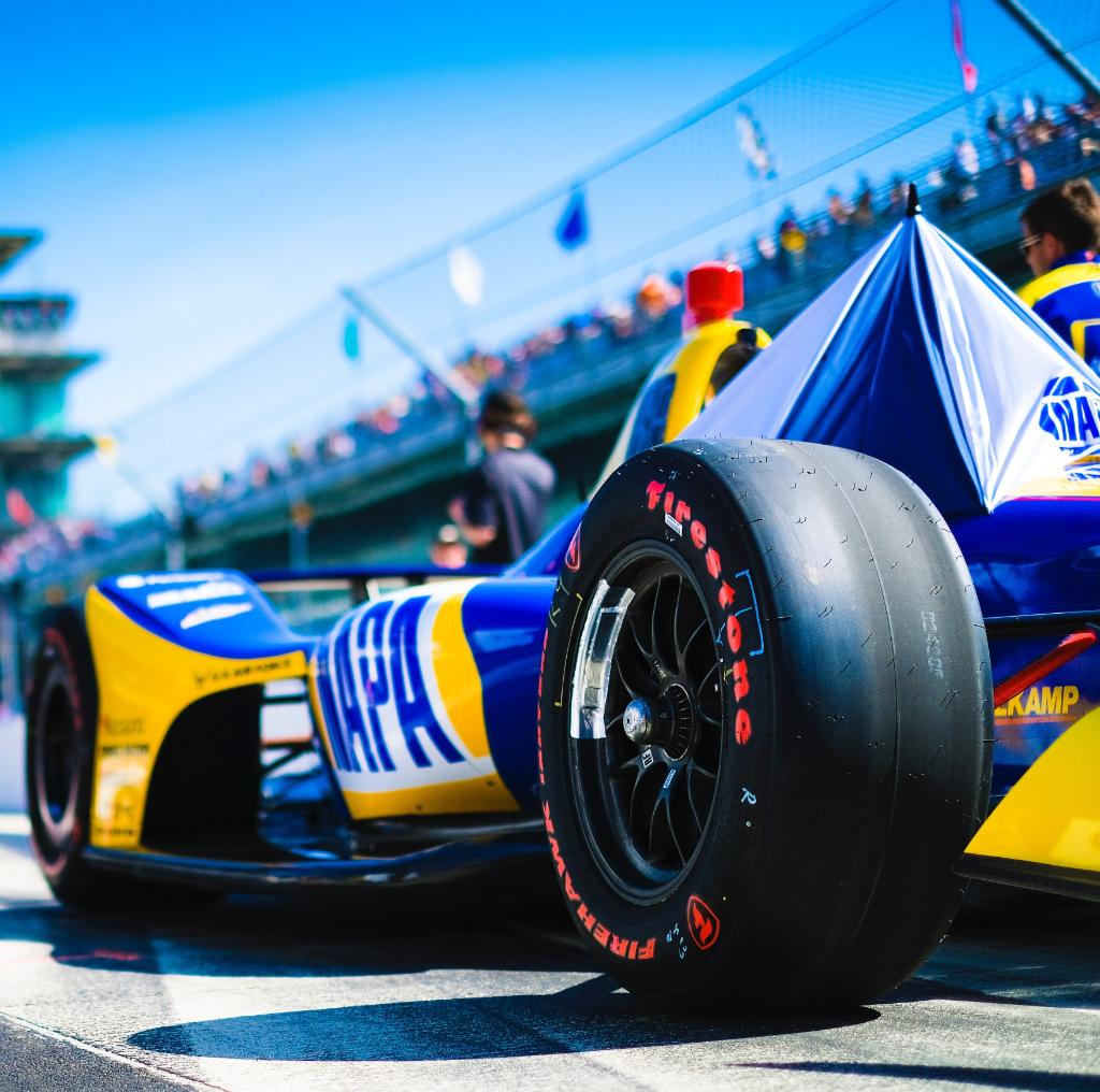 WERE GOING TO INDY. Follow the link below as we go behind the scenes of the #Indy500 with @FollowAndretti this weekend and watch @AlexanderRossi do his thing ⬇️ napaau.to/2JAyZlX #NAPAKnowHow #NAPAatINDY