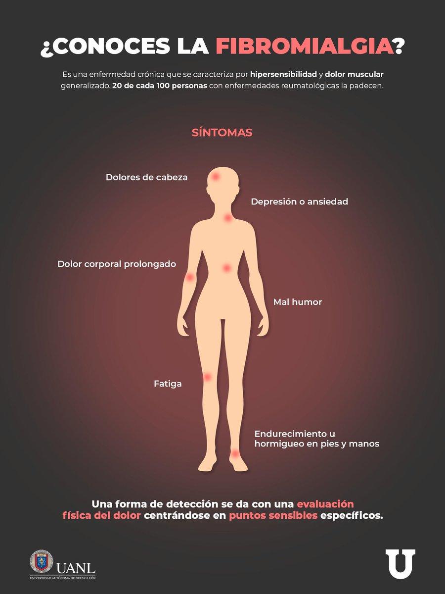 Que es la fibromialgia y cuales son sus sintomas