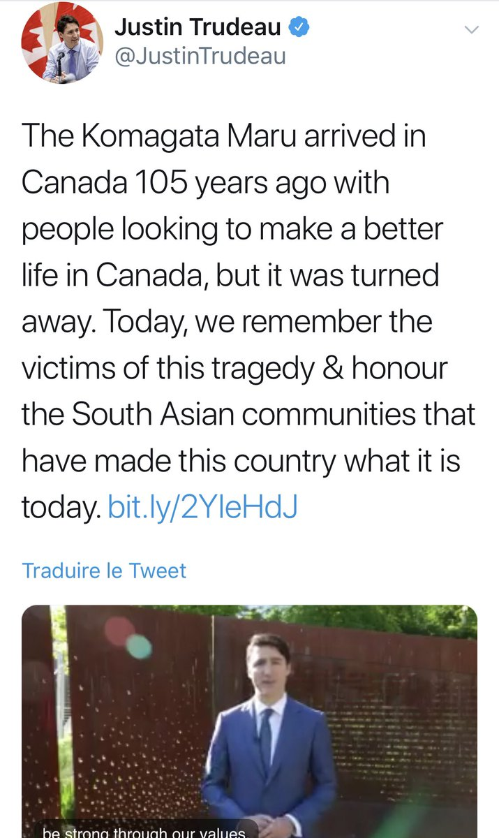 Two almost identical messages from both wings of the LibCon Party about an event that happened 105 years ago.  While they pander and play ethnic politics, I propose bold reforms to make Canada a better place for ALL Canadians. <br>http://pic.twitter.com/oThhfC7gGV