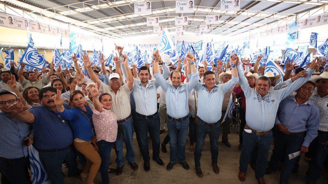 Estamos a pocos días de que nuestro candidato al Distrito 16, Juan Liceaga continúe con el buen trabajo que encabezan los #Panistas en Tula, #Tamaulipas. Estoy convencido de que @AccionNacional ha hecho y seguirá haciendo aquí un excelente papel. #EligeBIENVotaPAN