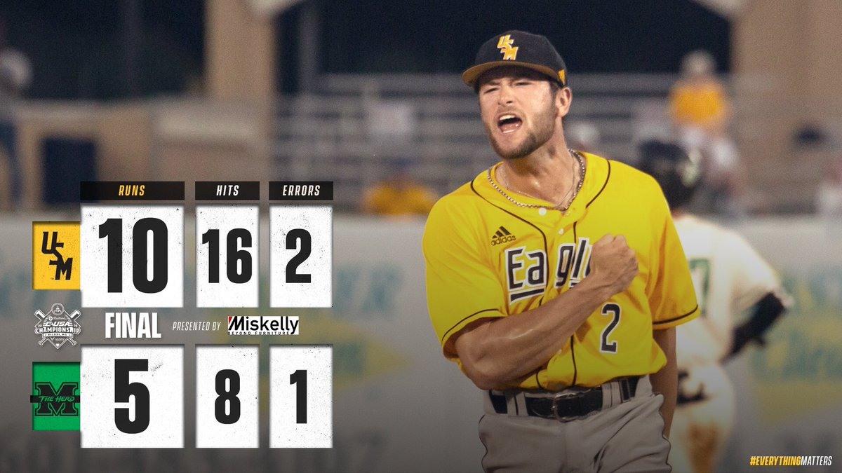 FINAL | Took the early lead and never looked back.   Meet us again at 9 a.m. Saturday to play the winner of Rice/Marshall. #SMTTT<br>http://pic.twitter.com/8rtE12QRqy