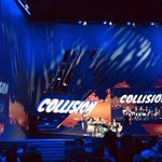Image for the Tweet beginning: It's a wrap at @CollisionHQ's