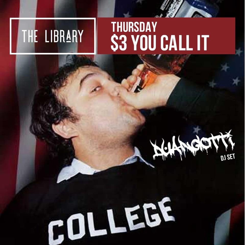 YOU KNOW WHAT TIME IT IS.... TIME TO GIVE AWAY $50!!! RETWEET FOR YOUR CHANCE TO WIN CASH MONIES TONIGHT!!! WINNER WILL BE CHOSEN AT RANDOM AT 11 PM CST.  GOOD LUCK!!!  MAKE SURE TO FOLLOW THE LIBRARY FOR MORE CHANCES TO WIN!!! <br>http://pic.twitter.com/g9cCLb04kT