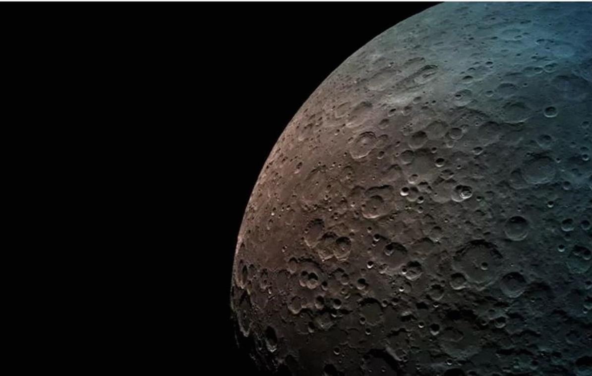 Planeta anão pode ter colidido com a Lua https://buff.ly/2X3pVci