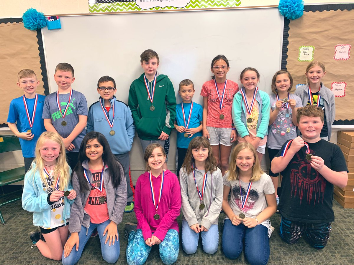 🏅 Awards day fun! Reading Challenge, Integrity Essay, Spelling Bee, and Honor Roll awards were up first. #YESTigers180 #LogansLearners 🏅