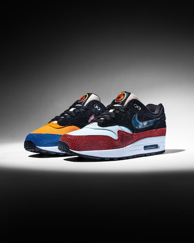 reputable site 46239 ee94f Nike Air Max 1 by De Aaron Fox · Nike Air Force 1 by Devin Booker · Nike  Air Max 97 by Jayson Tatum·pic.twitter.com nY08qc4xlO