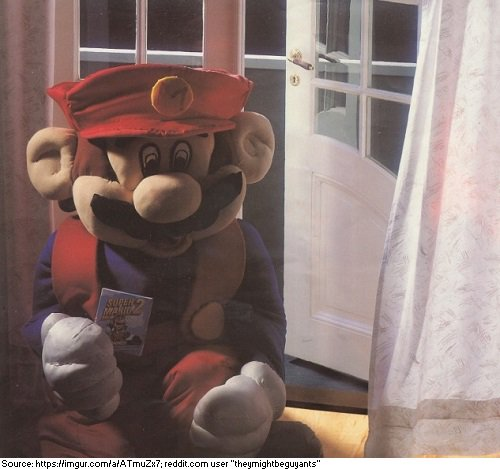 Photo from a 1990 Nintendo advertising brochure from Sweden.<br>http://pic.twitter.com/FXirV9jzn4