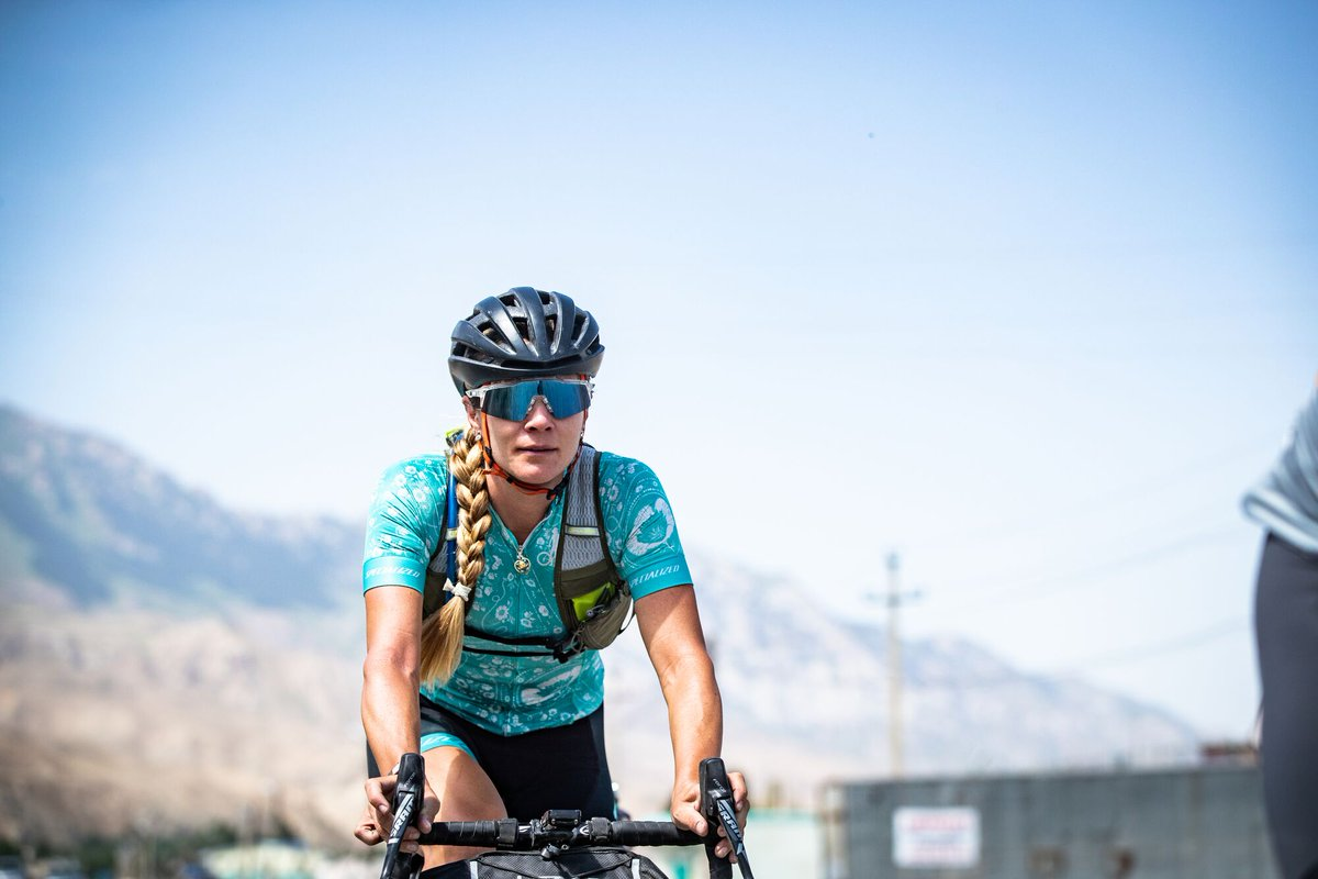 Gravel isn't about winning. It is about fun. I needed to lower the pressure in my life, & the tire pressure in my wheels. We all might not ride at the same speed, but we conquer the course & can eat, drink & grow. Read more from @FitChick3 & @BicyclingMag: https://www.bicycling.com/bikes-gear/a27021852/gravel-biking/?fbclid=IwAR04wyD--m3_vu0qjo8G7VNQ8qxDBnrzW7TVYocneTZC7iSoA7JLnjqyf-8…