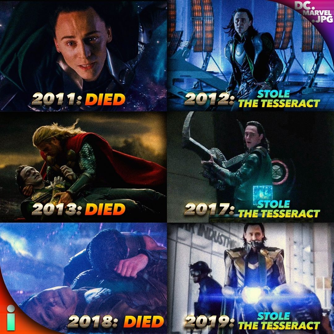 Loki and the Tesseract: a better story than TwilightBy dc.marvel.jpg | IG