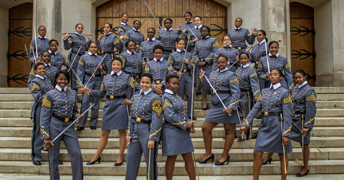 West Point to graduate record number of black female cadets https://trib.al/X80TobF