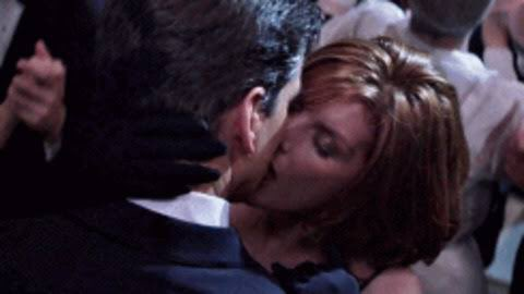 Rene Russo also great in The Thomas Crown Affair! As Rene said, Pierce Brosnan is a good kisser ! <br>http://pic.twitter.com/J7NnJaNXl5