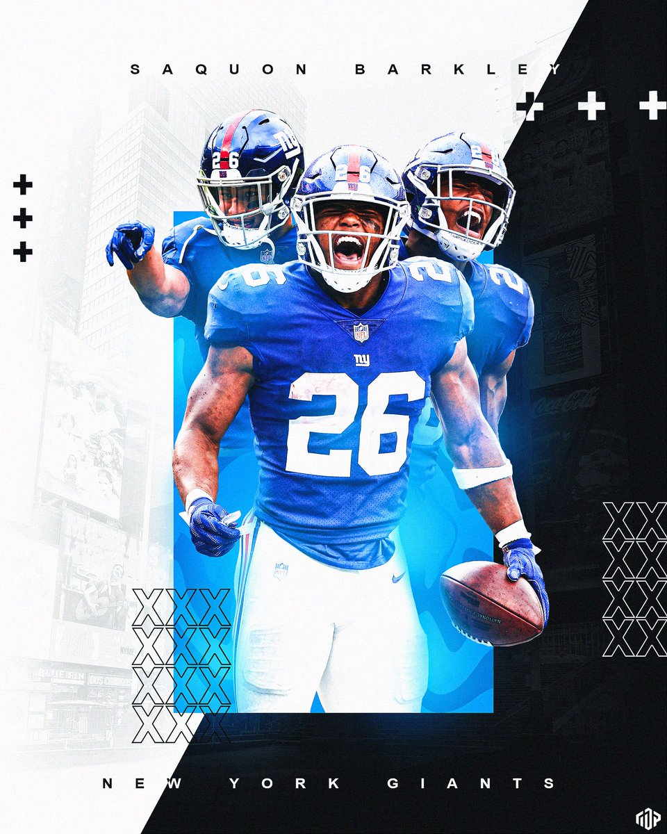 RT @neilp1611: With #OBJ gone will @saquon lead the @Giants to the #NFLPlayoffs? https://t.co/egVoGk4uvu