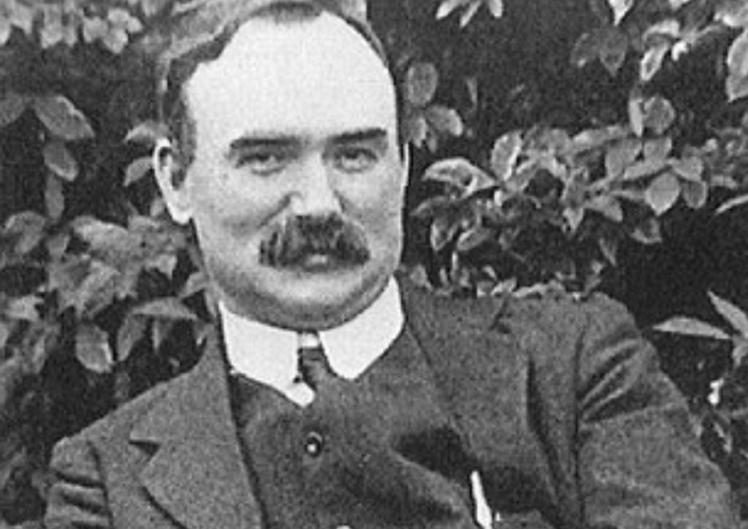 &#39;&#39;The whole history of Ireland is a record of betrayals by politicians and statesmen.&#39;&#39;  James Connolly<br>http://pic.twitter.com/jbDEDdwB1r