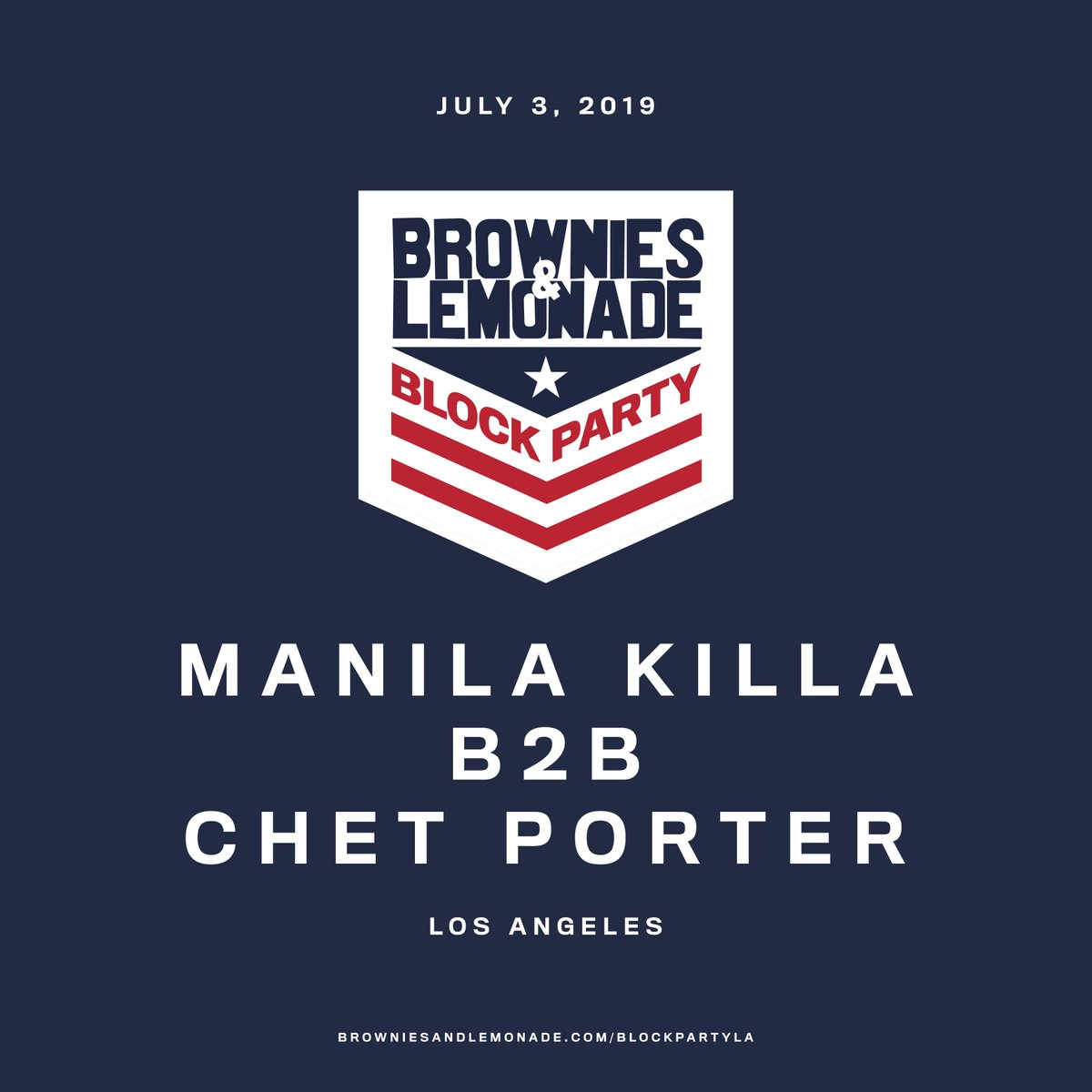 We brought Manila Killa &amp; Moving Castle out for their 1st LA show in 2014, and also met Chet Porter through them. Since then they both have become uplifting, inspiring artists + close friends of ours.  Now they are coming together to do a rare B2B at the B&amp;L Block Party in LA   <br>http://pic.twitter.com/KuGL4n0BNU