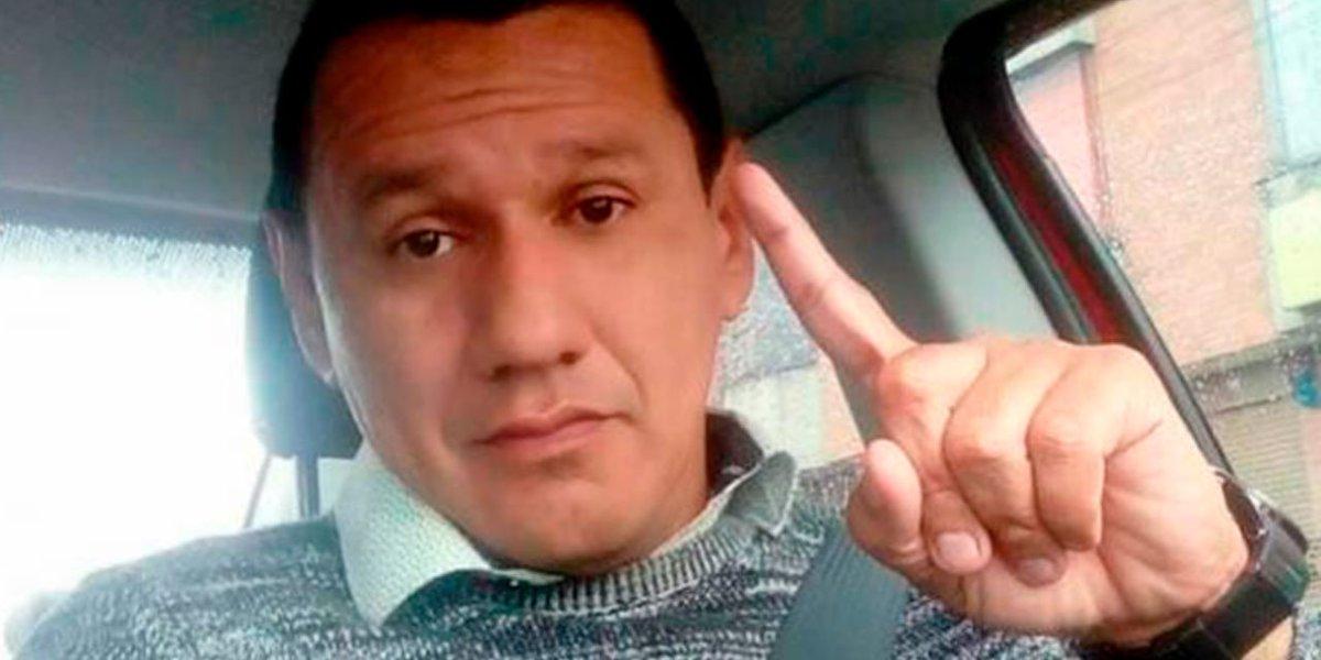 Marlin Marin, the DEA informant who put FARC leader 'Jesus Santrich' back behind bars  http:// dlvr.it/R5JY4k  &nbsp;  <br>http://pic.twitter.com/T0lsNQeicb