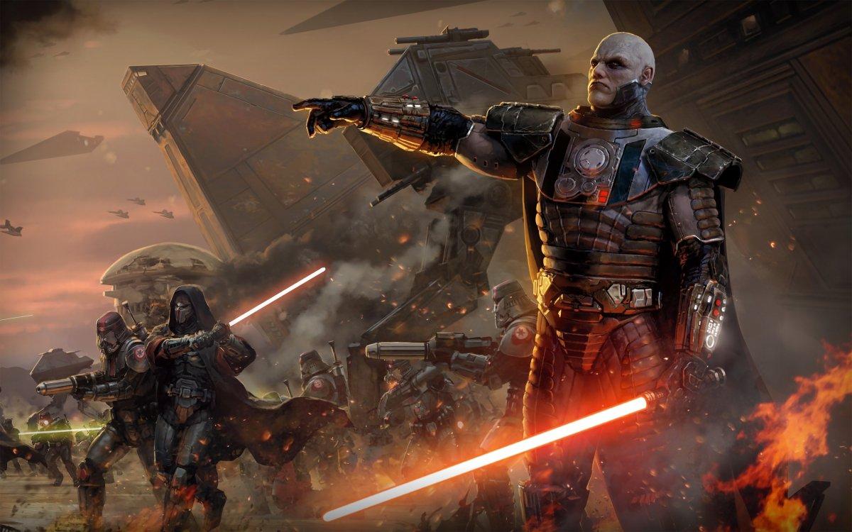 star wars the old republic - HD2560×1600