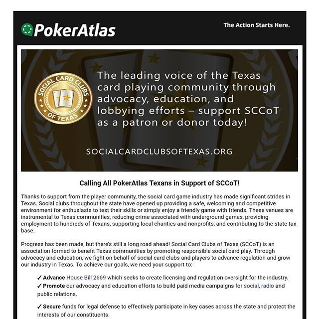 Thank you @pokeratlas! If you haven't checked out the app