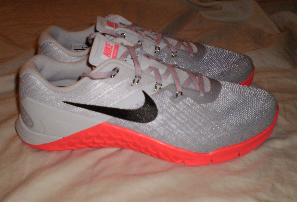 WOMENS NIKE METCON 3 TRAINING SHOES https://www.ebay.com/itm/233399602947?var=&ssPageName=STRK:MESELX:IT&_trksid=p3984.m1555.l2649…      #sneakerheads #sneakers #sneakeraddict #kicks #nicekicks #sneakerfreak #kotd #KicksOnFire #crossfit  #fitnessaddict #fitness #weightlifting #athleisure #metcon #tokyo2020 #Christmas