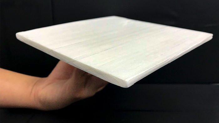 Esta nueva madera libre de lignina podría reducir notablemente los costes de refrigeración en los edificios. http://ow.ly/SGiM50uopci Vía Science Magazine