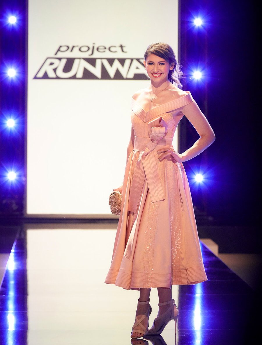 superficial space cadet's photo on #ProjectRunway