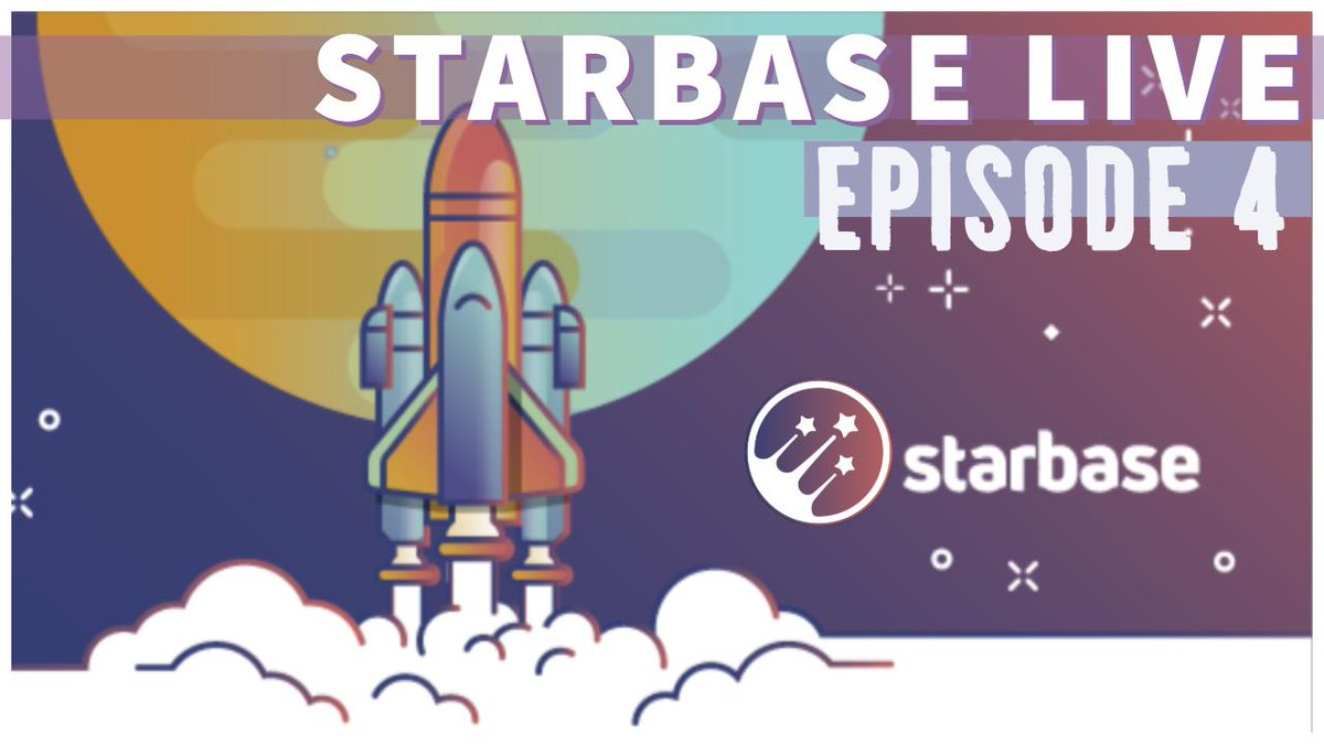 Make sure to register as a #Starbase user here before participating: ➡️https://t.co/OLDIflWddG  #ICO #SkyrocketYourIdea #Crypto
