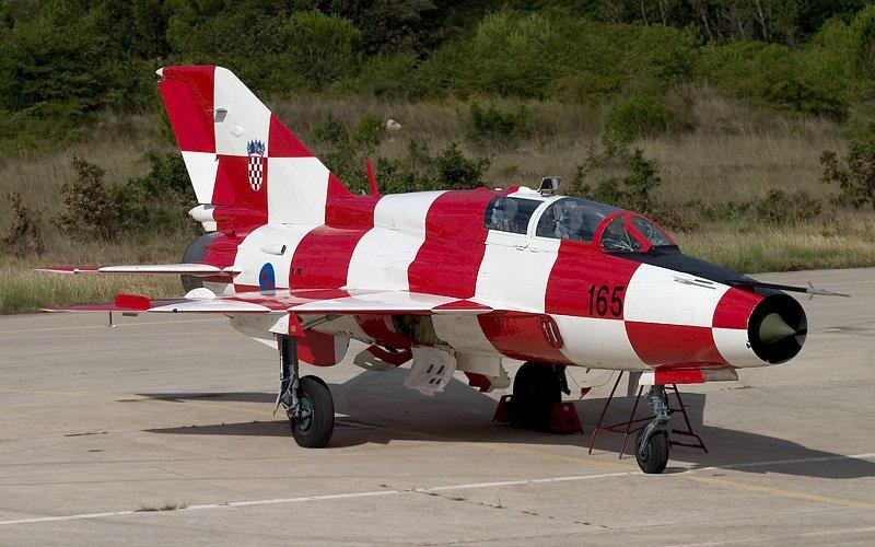 كرواتيا تتفاوض مع السويد والولايات المتحده لشراء طائرات مقاتله  D7TCJn9UwAE8Gnl
