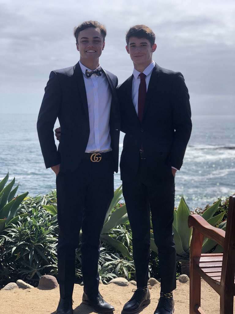 They clean up nicely! #prom2019<br>http://pic.twitter.com/v0Z5Xxh9kk &ndash; à Montage Hotel - Private beach