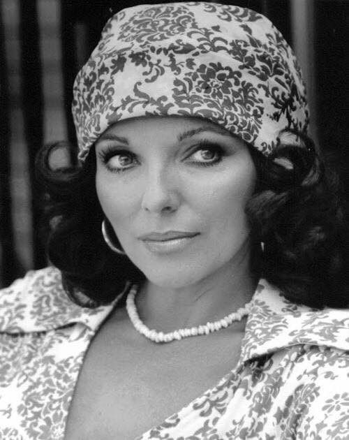 Happy birthday Joan Collins!