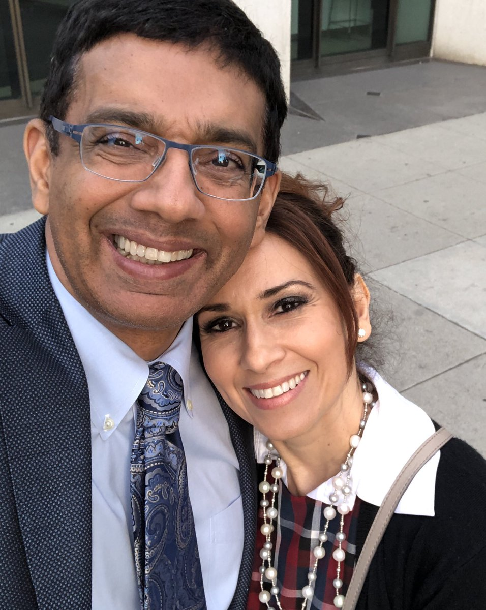 My wife @Debber66 and I are in Los Angeles this evening. Tomorrow we head to Victorville for a GOP event in which I am speaking and Debbie is singing <br>http://pic.twitter.com/7GPzKKTMvg