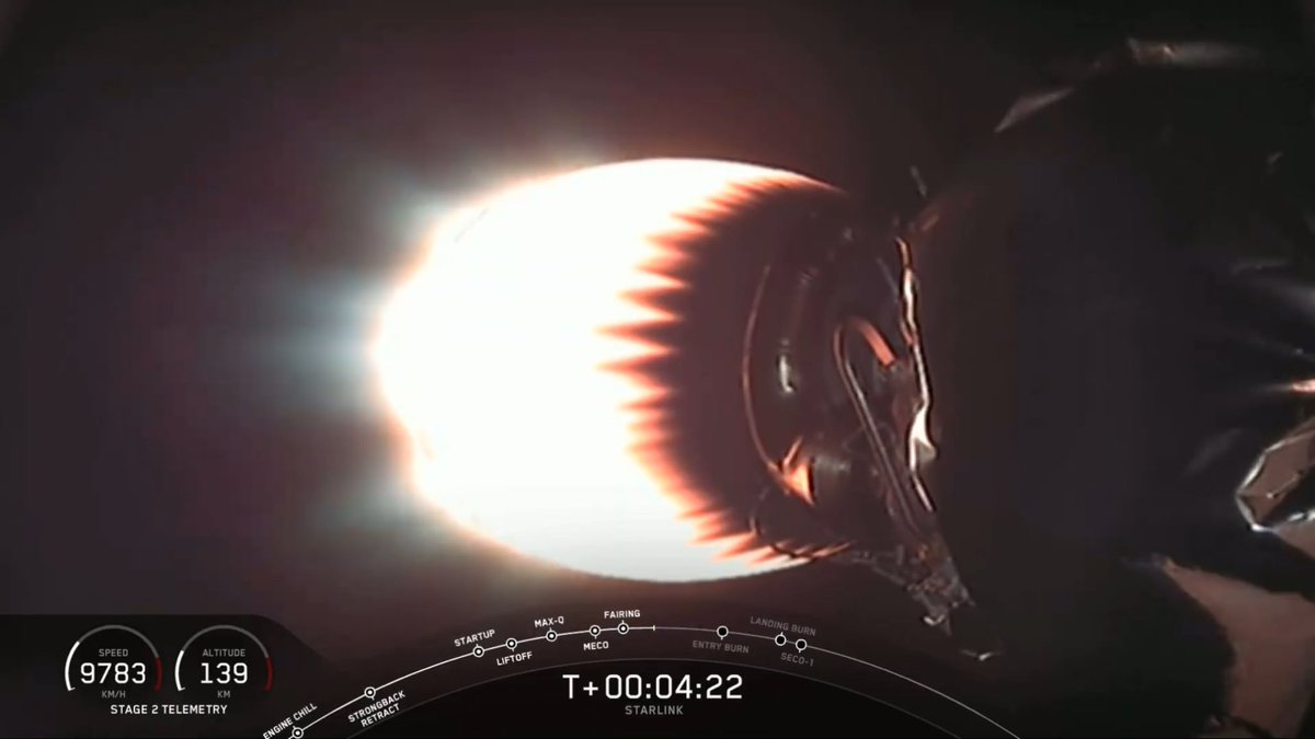 Watch livestream of #SpaceX launch 🚀 SpaceX.com/webcast