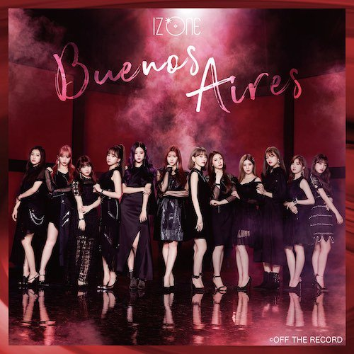 [] IZ*ONE JAPAN 2nd Single &quot;Buenos Aires&quot; Type A [CD] 1.Buenos Aires  2.Tomorrow  http:// 3.Target  &nbsp;    4.Buenos Aires (Instrumental) 5.Tomorrow (Instrumental)  http:// 6.Target  &nbsp;   (Instrumental) [DVD] ・ Buenos Aires Music Video ・ Target Music Video <br>http://pic.twitter.com/LPPIV33Wq1