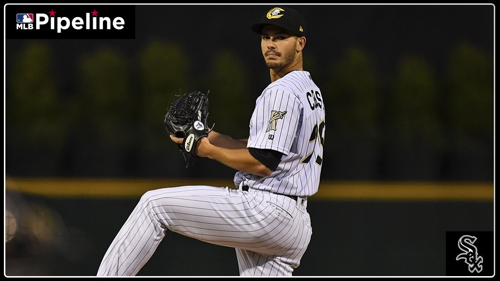 Dylan Cease picked up the win for @KnightsBaseball after tossing six strong innings with 7 strikeouts and only 1 run.  He did allow a season-high 4 walks, and showed his resolve by throwing a season-high 102 pitches.  He&#39;s the #WhiteSox  No. 4 prospect:  https:// atmlb.com/2T6NKCg  &nbsp;  <br>http://pic.twitter.com/0GO1h8zIs8