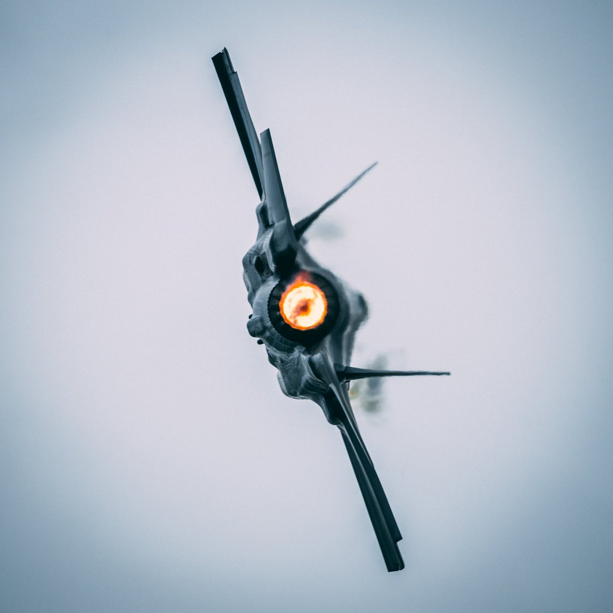 The F-35A Lightning II during the Heart of Texas Airshow April 7, 2019. The F-35 Demo Team performed their second show of the season bringing their new demonstration to central Texas. (U.S. Air Force  by Senior Airman Alexander Cook) <br>http://pic.twitter.com/d5ECzrPWkY